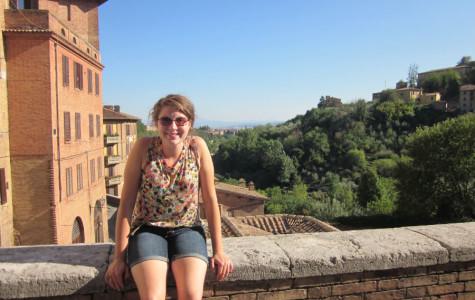 Sophia Viglione Spends a Semester in Siena, Italy