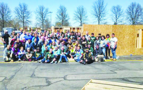 "BW ""Building Walls"" Service Event a Success"