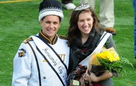 Congratulations to the 2014 Baldwin Wallace Homecoming King and Queen