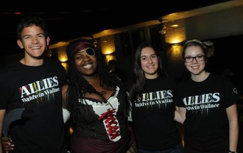 SAC Hosts 13th Annual Allies Halloween Dance