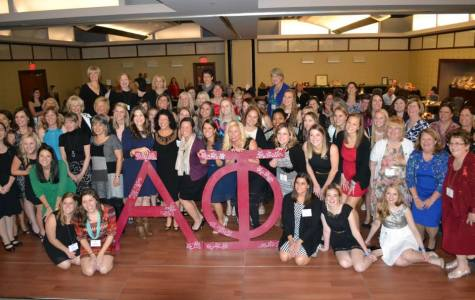 BW's Alpha Phi Chapter Celebrates 50th Anniversary