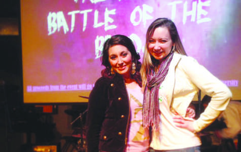 Delta Zeta's Battle of the Bands Rocks Out the SAC