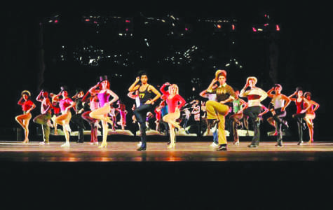 A Chorus Line Proves to be 'Singular Sensation' at BW