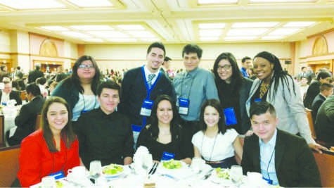 Hispanic-American Student Alliance Hits the Windy City