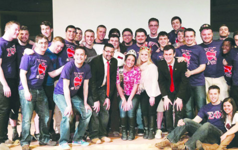 Fraternity Hosts Philanthropy Event With a Lot of Heart