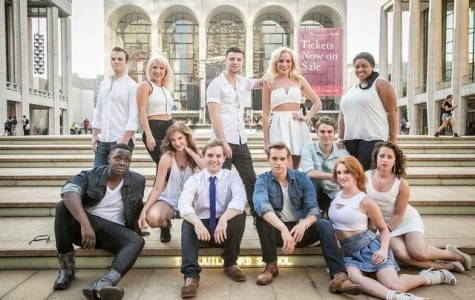 Musical Theatre Seniors Make a Splash in NYC