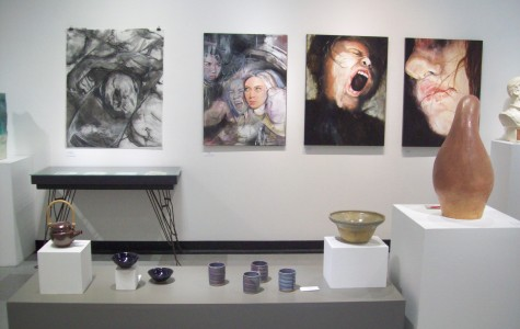 Student Work at BW Annual Student Exhibiton