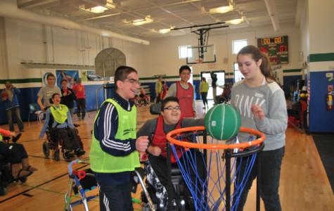 Charity Basketball Event Benefits Community