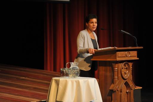 Michelle Alexander discusses civil rights.