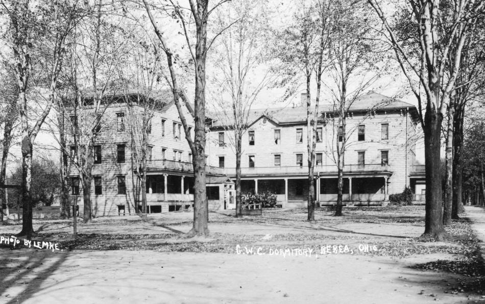 Kohler Hall circa 1860s.