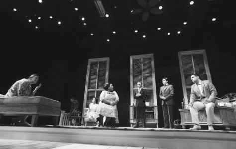 BW's Cat on a Hot Tin Roof  Sizzles in Allman