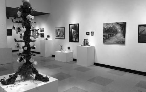 Baldwin Wallace's Annual Student Art Exhibition
