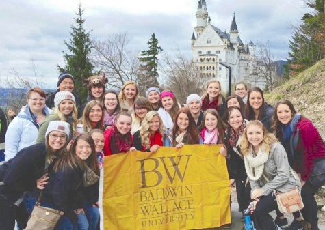 BW Athletes Celebrate Spring Break Success