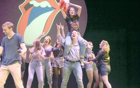 "The play ""Rock 'n' Roll,"" which ran from Oct. 28-21, was recently recognized with a number of honors for the cast and crew."
