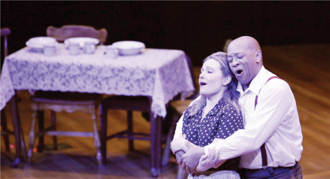 Opera scenes serve as Finals for vocal majors