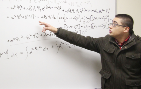 Physics major earns national fellowship