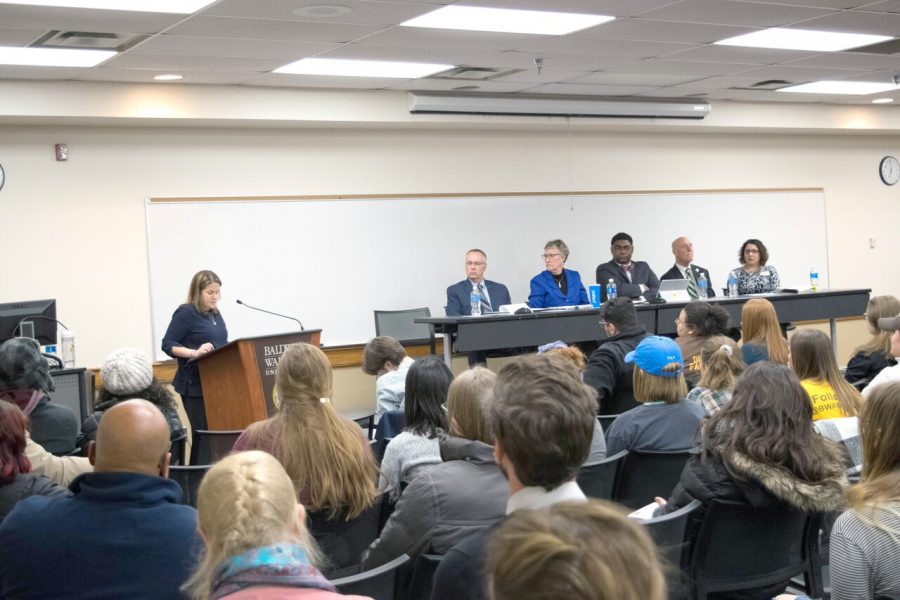 Students' concerns prompt review of sexual misconduct policies, resources
