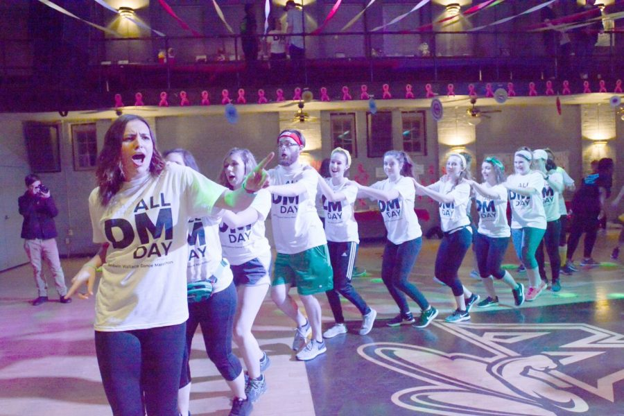 Dance Marathon raises funds