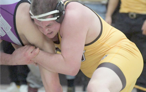 Wrestling captures NCAA Central Region Championship
