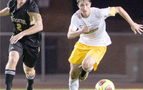 Men's soccer looks to find footing in early matches