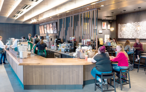 New residence hall mixes student living with restaurants, retail