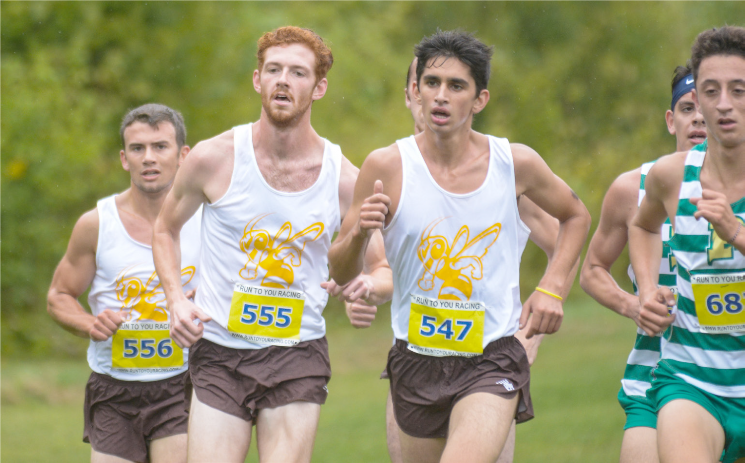 Men's cross-country finished 10 out of 16 teams at the Purple Valley Classic, a meet that featured a number of top teams, head coach Joseph Eby said.