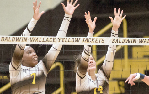 Volleyball sweeps nationally ranked ONU