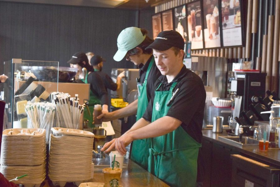 Changes to the university meal plans will alter what can be purchased using meal plan equivalencies, including restricting their use for merchandise at Starbucks.