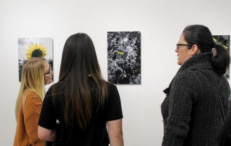 Studio Art senior display marks evolution