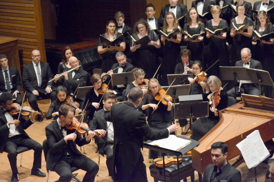 Award-winning ensemble to perform at Bach Fest