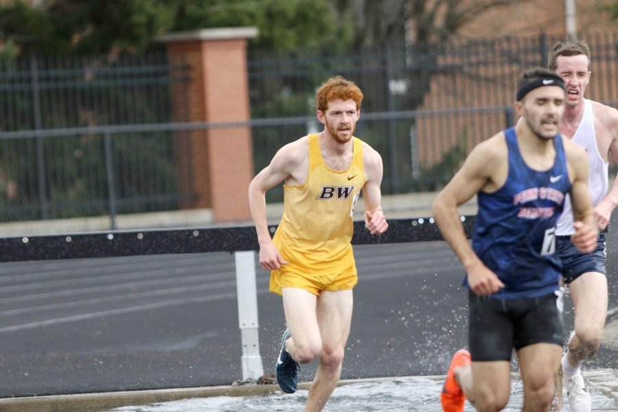 The+Yellow+Jackets+Track+and+Field+team+will+compete+in+the+OAC+Championships+at+Otterbein+April+26-27.+