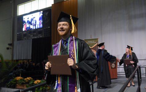 Goin', goin' graduation