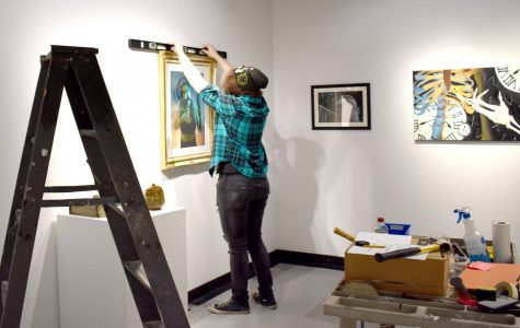 Student artists compete in juried art show