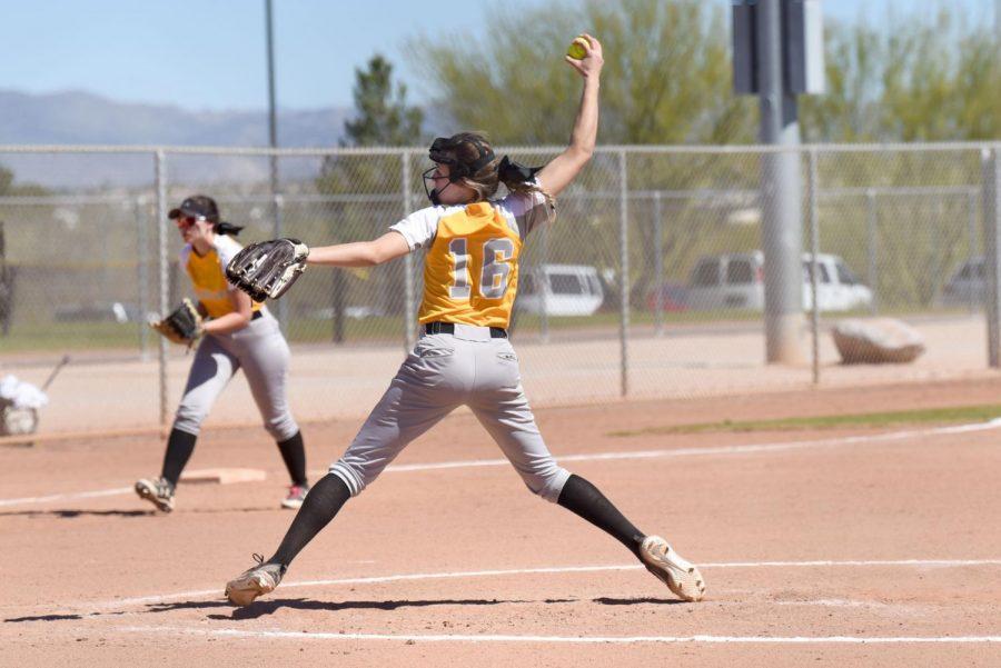 Jackets softball break school record