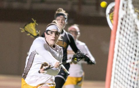 Strong offense helping lead Women's Lacrosse to hot streak