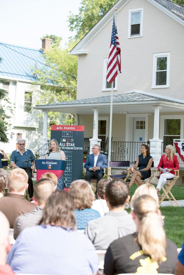 Newly opened student veterans center provides important resources on campus