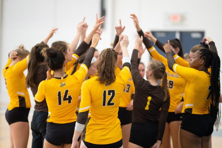 Volleyball, at 18-2, looking to improve on last year's OAC play