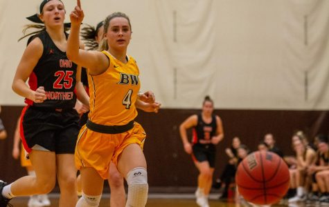 BW Women Rout Pioneers, Will Host OAC Championship
