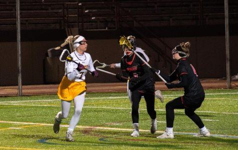 Women's Lacrosse Gears Up for Tough Slate