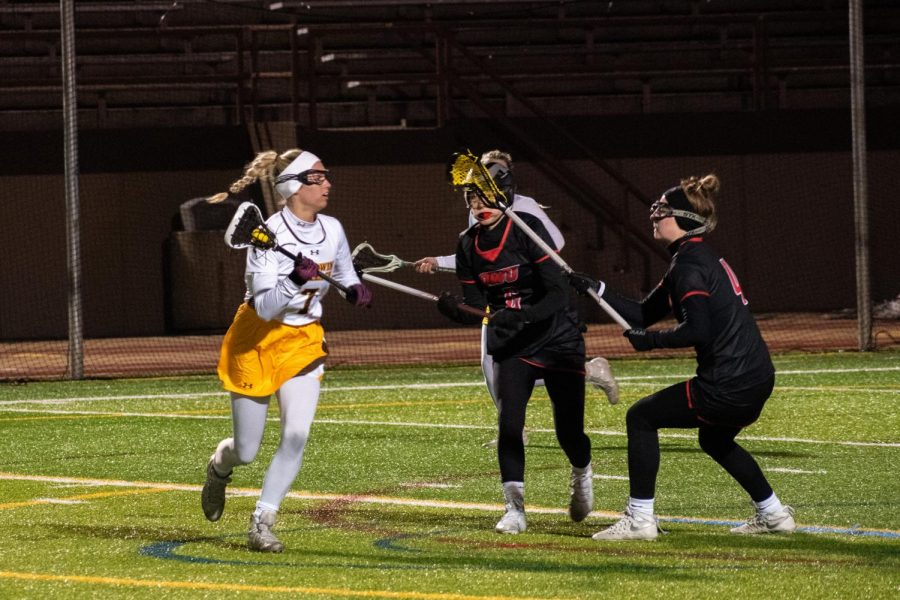 Women's Lacrosse Gears Up for Tough Slate